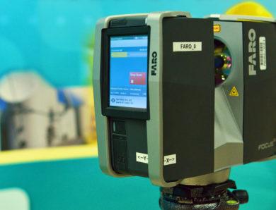 Les bonnes raisons d'utiliser un scanner laser 3D dans le domaine de laconstruction