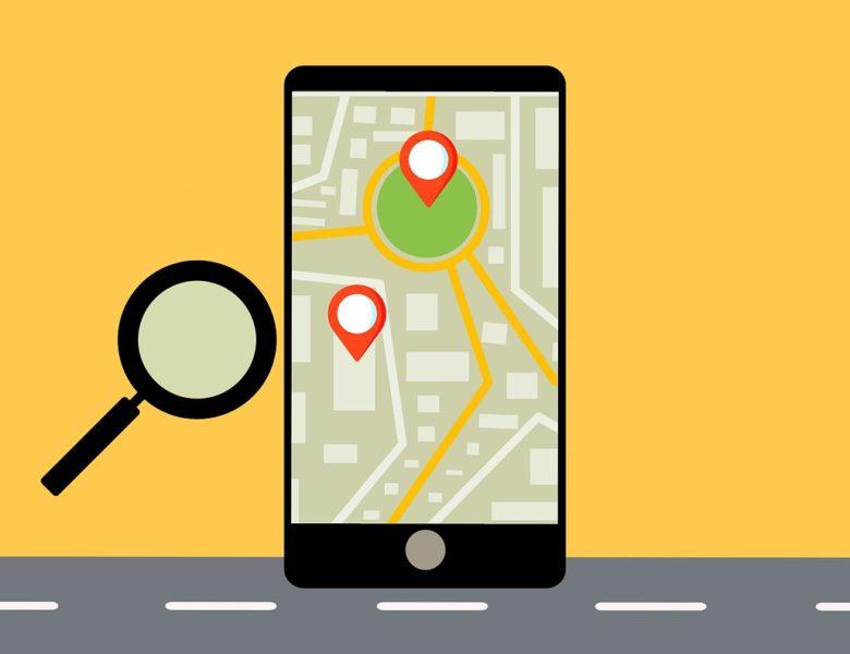 Gros plan sur la cartographie mobile
