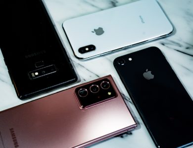 Pourquoi Apple est mieux que Samsung ?